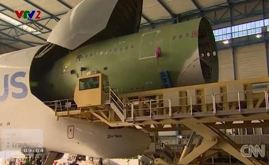 Beluga - Máy bay chở hàng lớn nhất thế giới