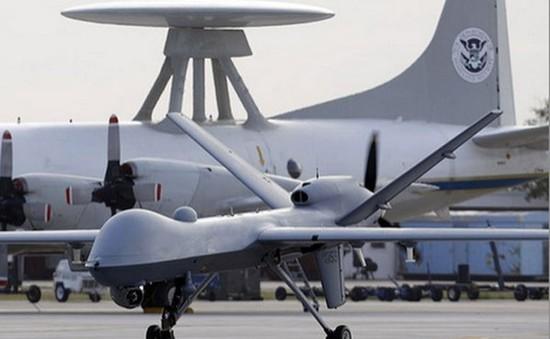 Hệ thống hạ cánh tự động cho máy bay không người lái