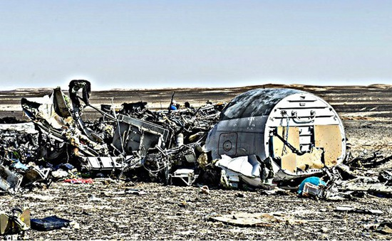 Máy bay Nga gặp nạn ở Ai Cập: Sự kiện quốc tế 'nóng' nhất tuần qua