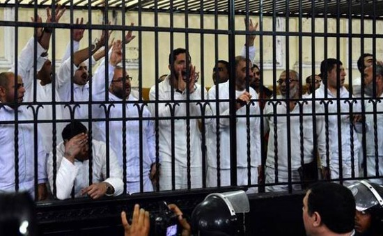 Ai Cập kết án thêm 19 đối tượng ủng hộ cựu Tổng thống M.Morsi