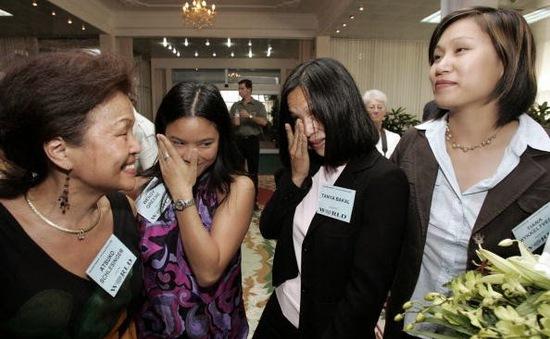 Chiến dịch không vận đưa hơn 2.700 trẻ em từ Việt Nam qua Mỹ