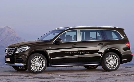 Maybach SUV có thể ra mắt