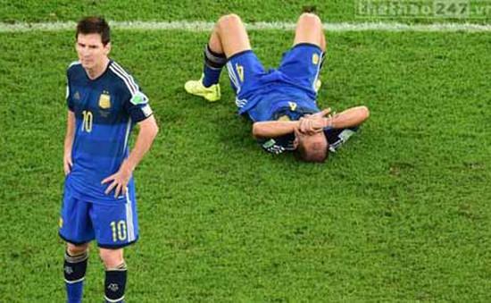Messi tiết lộ điều nuối tiếc nhất trong sự nghiệp cầu thủ