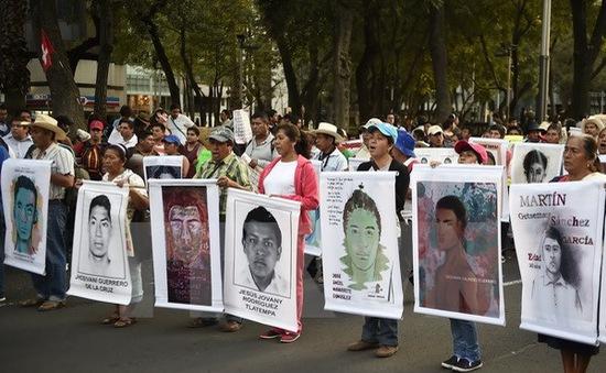 Mexico công khai tài liệu điều tra vụ 43 sinh viên mất tích