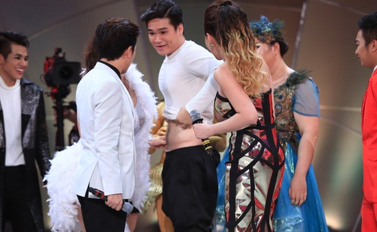 Bước nhảy ngàn cân 2015: Bạn nhảy của Ốc Thanh Vân dừng cuộc chơi