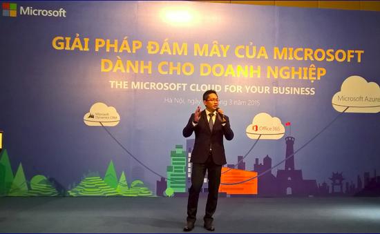 Microsoft đẩy mạnh xây dựng thế giới ưu tiên di động tại Việt Nam