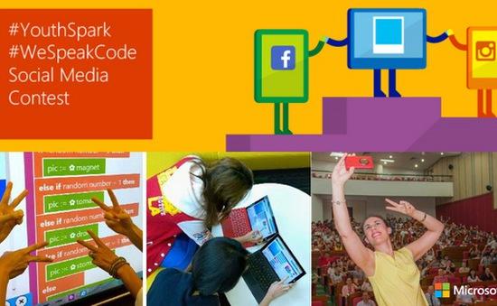 """Microsoft khởi động cuộc thi """"Chúng ta cùng lập trình"""" năm 2015"""