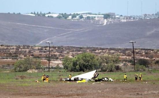 Mỹ: 2 máy bay đâm nhau, 4 người thiệt mạng