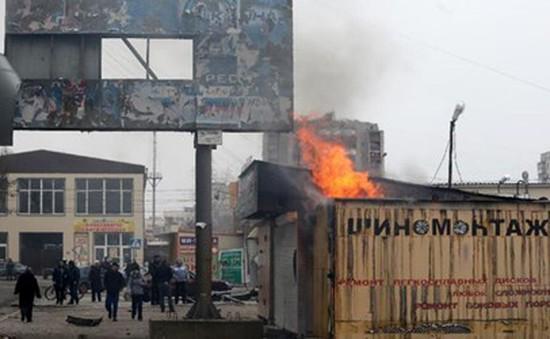 Xung đột Ukraine: Người Việt sơ tán khỏi Mariupol