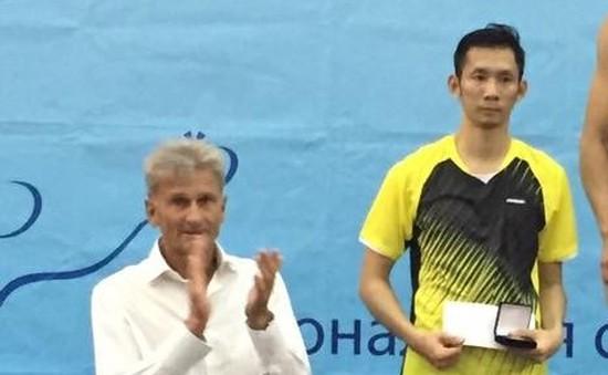 Tiến Minh thất bại ở chung kết White Nights Challenge 2015