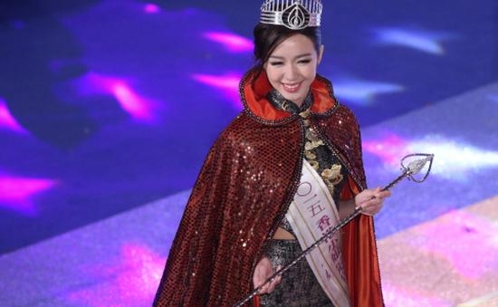 Nữ sinh tốt nghiệp ĐH Cambridge trở thành Hoa hậu Hong Kong