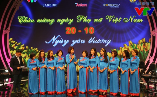 Rộn ràng ngày Phụ nữ Việt Nam với Miss VTV