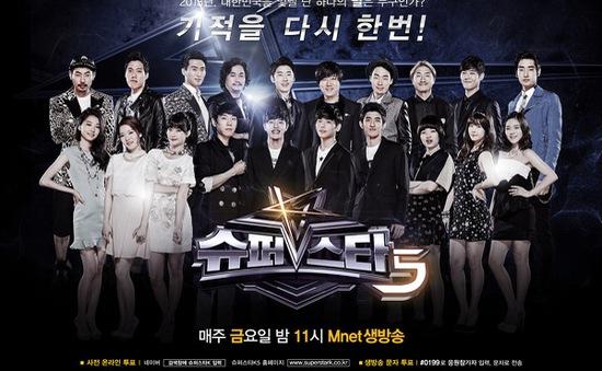 Kênh truyền hình Hàn Mnet ra mắt chương trình âm nhạc mới