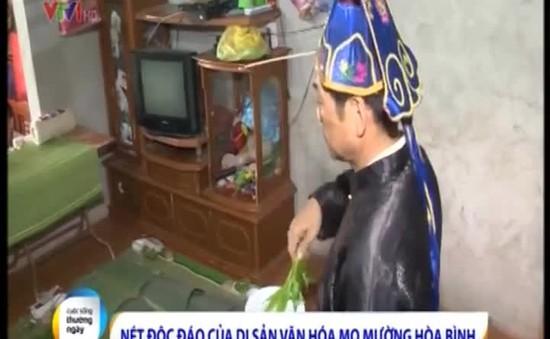Nét độc đáo của di sản văn hóa Mo Mường Hòa Bình