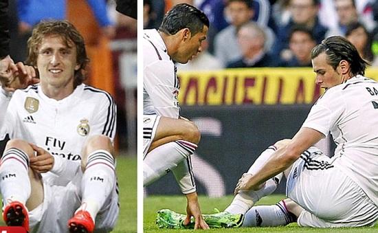 Benzema kịp dự derby Madrid, Bale chưa chắc