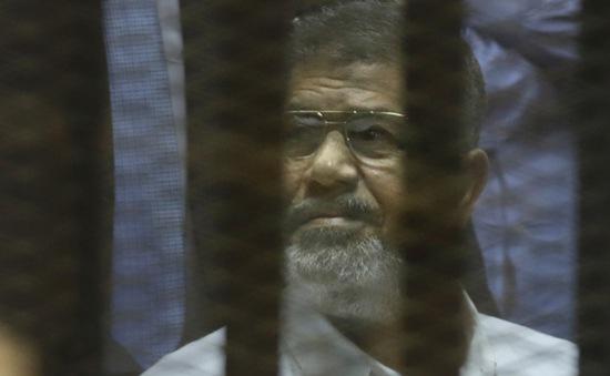 Cựu Tổng thống Ai Cập bị kết án 20 năm tù