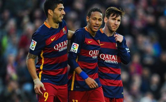 Song sát Neymar – Suarez hay nhất Barca 65 năm qua