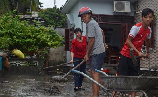 Quảng Ninh tan hoang sau lũ, người dân nhọc nhằn khắc phục hậu quả