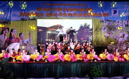 Đặc sắc tuần văn hóa - du lịch Mường Lò, Yên Bái 2015
