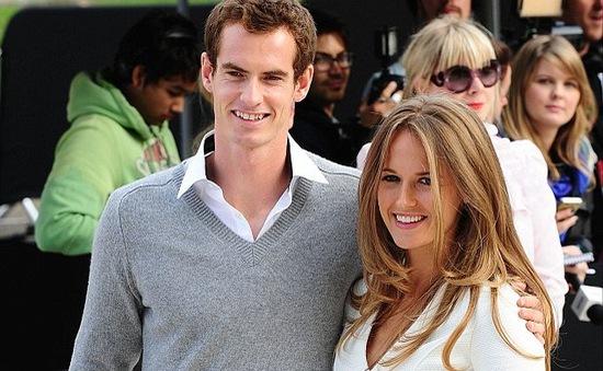 Thua trận ở Úc mở rộng 2015, Murray ấn định ngày cưới