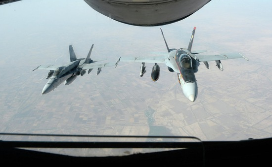 Mỹ không hợp tác quân sự với Nga tại Syria