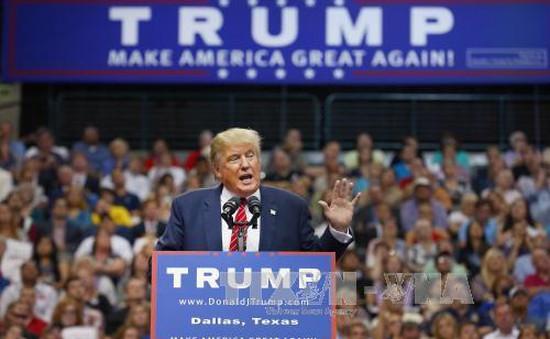 Tỷ phú Donald Trump vẫn dẫn đầu đảng Cộng hoà