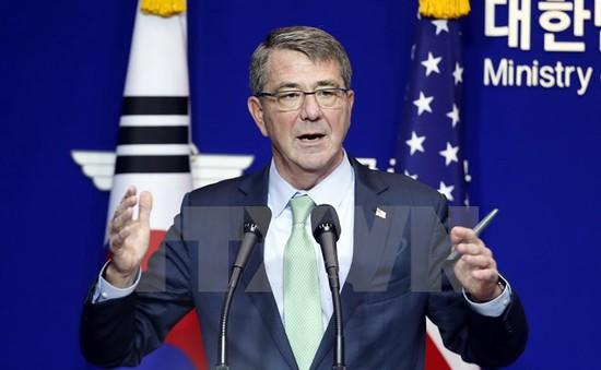 Mỹ sẵn sàng tăng cường hỗ trợ Iraq chống IS