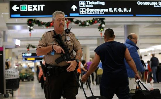 Mỹ tăng cường an ninh dịp lễ Giáng sinh