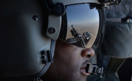 Mỹ lần đầu tiên triển khai lực lượng đặc nhiệm tới Syria