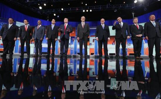 Mỹ: Chủ đề an ninh và chống khủng bố bao trùm vòng tranh luận cuối cùng