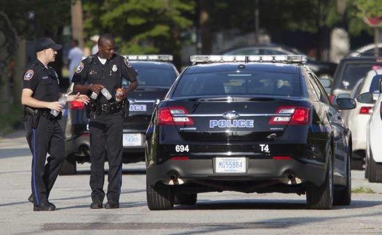 Mỹ: Niềm tin vào lực lượng cảnh sát giảm sút mạnh