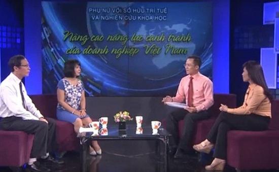 Năng lực cạnh tranh của Việt Nam thời kỳ hội nhập (16h30, 30/8, VTV2)