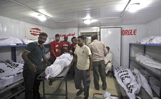 Nắng nóng 45°C, 122 người Pakistan thiệt mạng