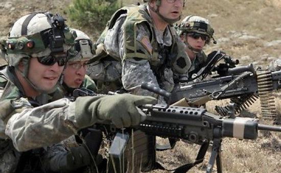 NATO tiến hành tập trận phòng không tại Estonia