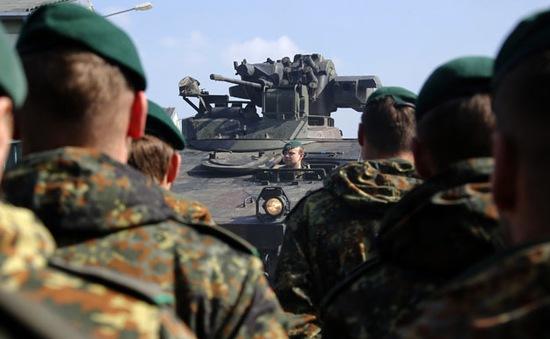 NATO tập trận lớn nhất trong hơn 1 thập kỷ