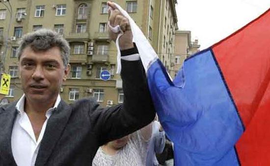 Tổng thống Nga lên án vụ sát hại ông Nemtsov mang động cơ chính trị