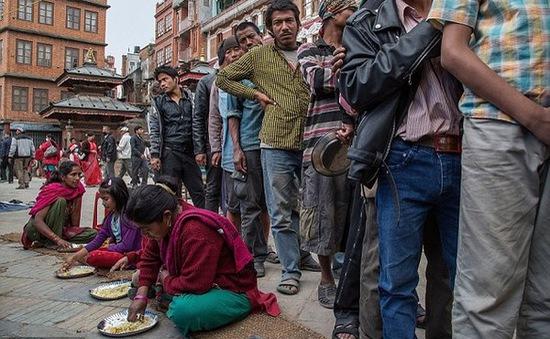 1 tháng sau động đất, cuộc sống người dân Nepal vẫn lao đao
