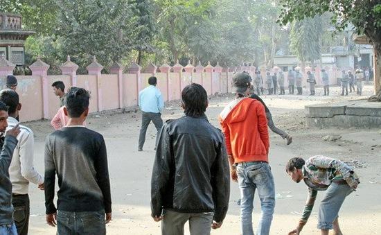 Nepal: Đụng độ ở Janakpur, ít nhất 100 người bị thương