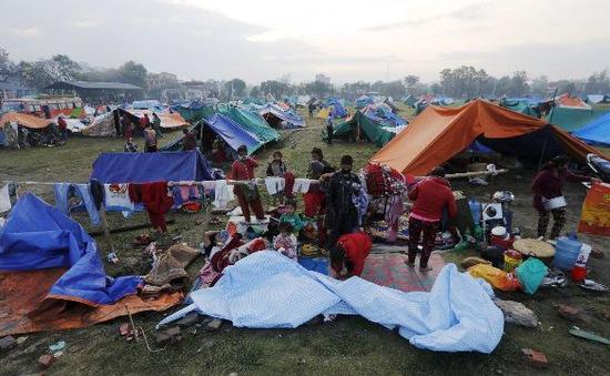 Nepal thu dọn 200 tấn rác trong ngày 30/4