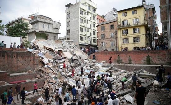 Nepal cấm xây dựng nhà cao tầng trong vòng 2 tháng