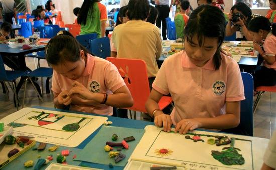 Phát động hội thi Nét vẽ xanh