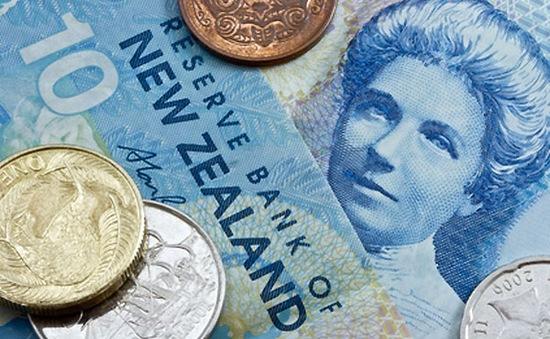 Ngân hàng dự trữ New Zealand đạt thặng dư 398 triệu USD