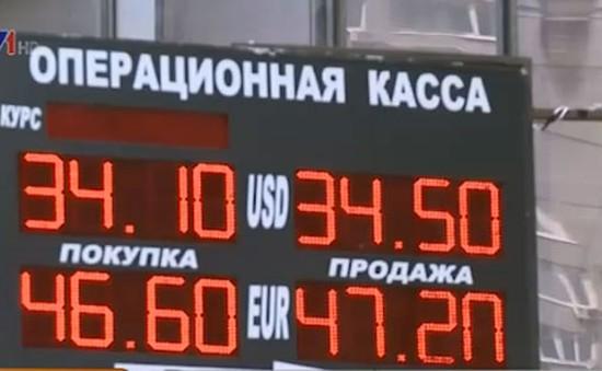 Nga: Các siêu thị cam kết không tăng giá trong hai tháng