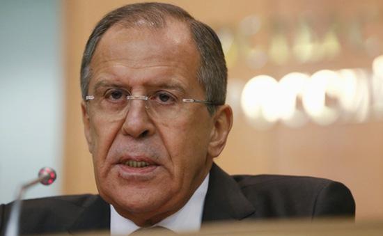 2014 - Năm khó khăn với ngành ngoại giao Nga
