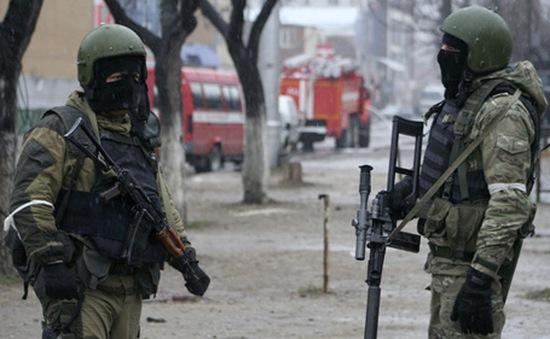 Đặc nhiệm Nga tiêu diệt 14 nghi can khủng bố