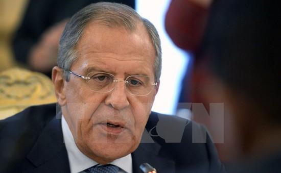 Nga sẵn sàng hợp tác chống IS tại Syria