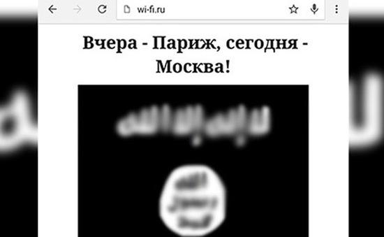 IS dọa tấn công Moscow qua wifi tàu điện ngầm