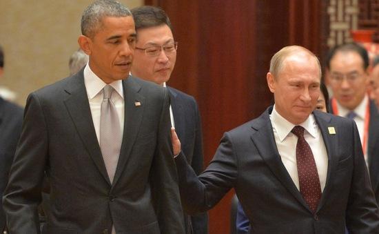 Các nhà lãnh đạo Nga - Mỹ thảo luận tình hình Syria