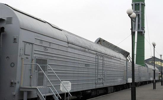 Nga tái triển khai đoàn tàu hạt nhân vào năm 2019
