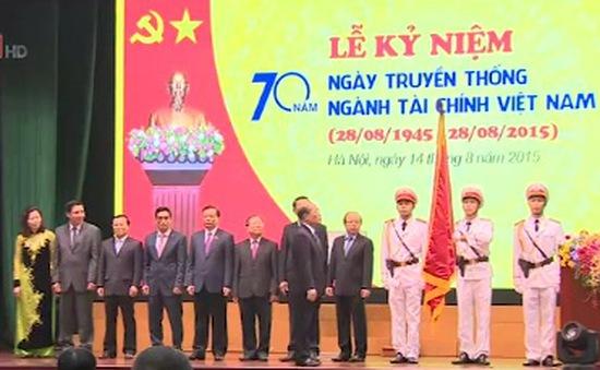 Ngành Tài chính Việt Nam kỷ niệm 70 năm ngày truyền thống